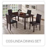 COS-LINDA DINING SET